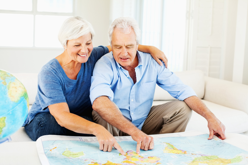 Image result for how to decide where to retire