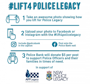 Lift 4 Police Legacy