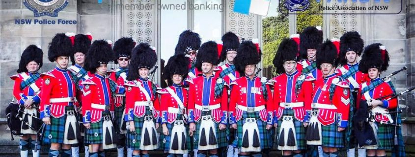 NSW Police Pipe Band