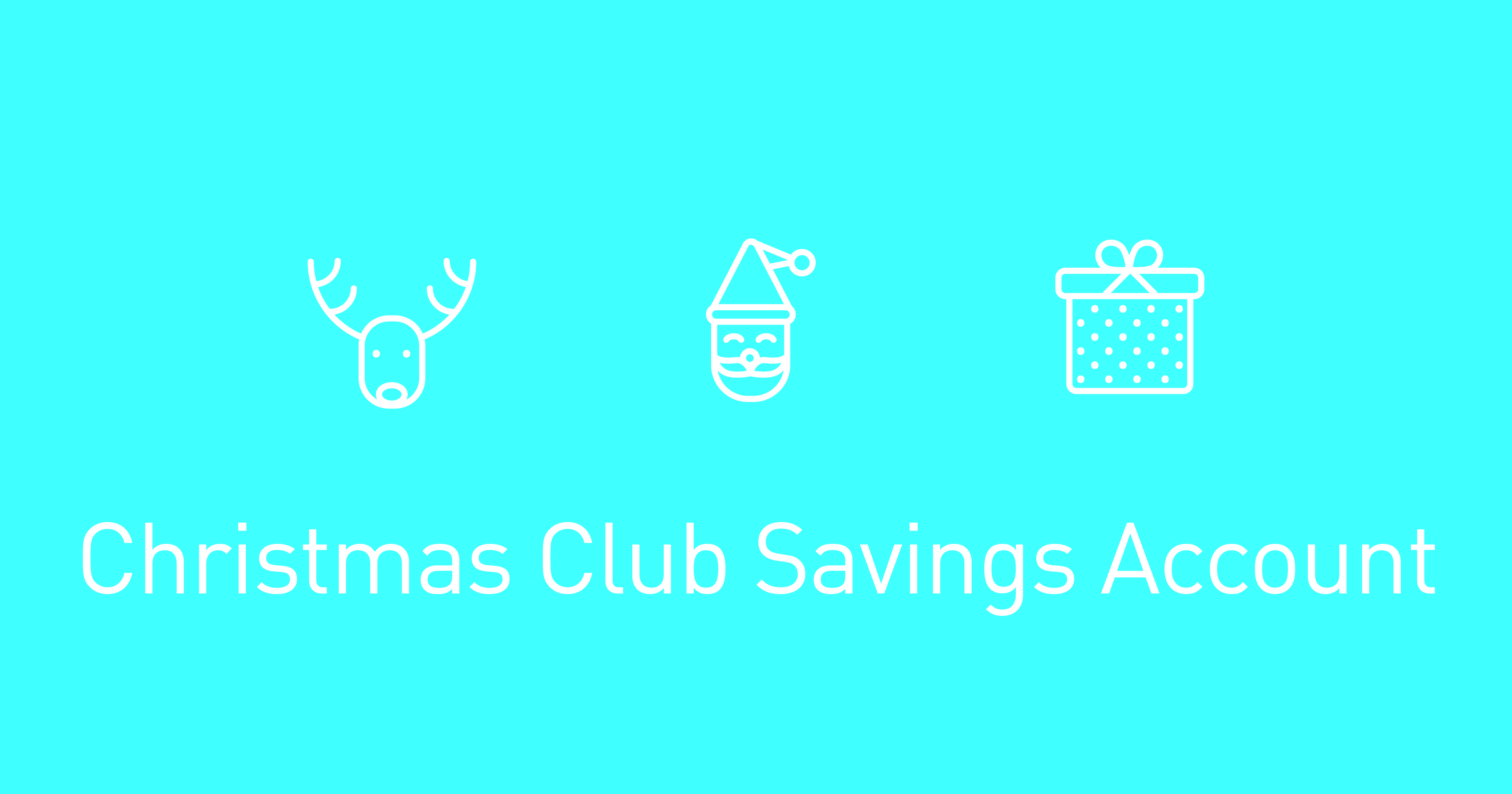 police bank special purpose savings accounts - Christmas Club Account